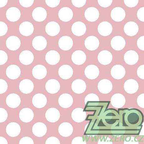 Ubrousky papírové s potiskem 20 ks - puntíky - Obrázek č. 1