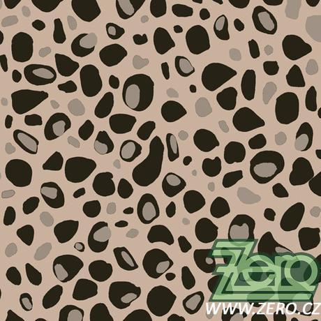 Ubrousky papírové s potiskem 20 ks - gepard - Obrázek č. 1