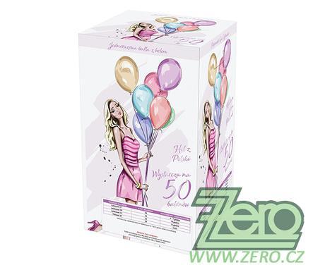 Helium na 50 balónků - Obrázek č. 1