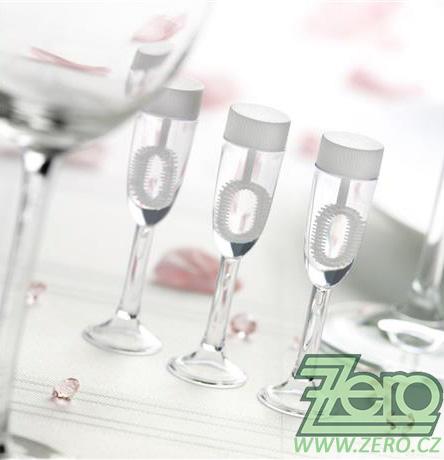 Bublifuk svatební šampuska - Obrázek č. 1