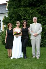 S maminkou, tatinkem a Petruskou