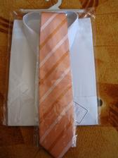 košile a kravata