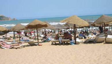 ....do Tuniska na Tabarku