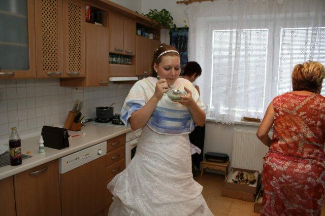 Jarka Hodáková{{_AND_}}Jan Lauš - Hladová nevěsta