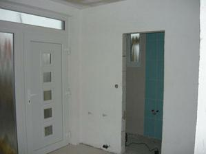 predsien vchodove dvere