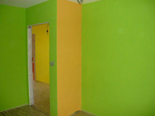 Nas farebny domcek - detska izba