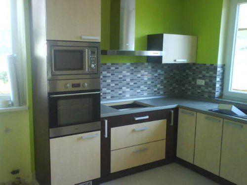 Nas farebny domcek - kuchyna