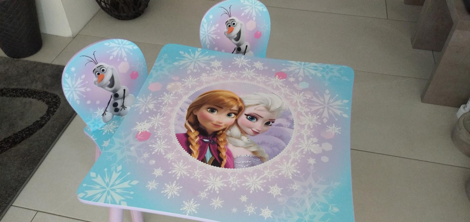 """Nábytkový set """"Frozen"""" - Obrázok č. 1"""