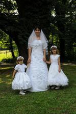 která je nevěsta?
