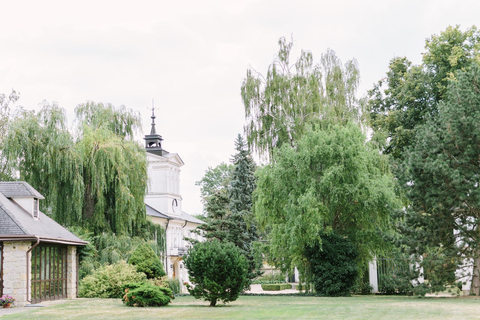 zamek_nimerice - Zámek Niměřice
