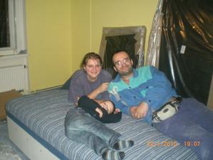 Tomíkova postel