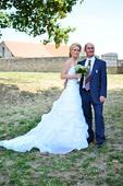 Svatební šaty Doris, 34