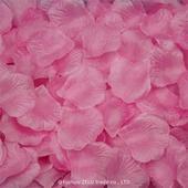 Okvětní lístky růže růžová-SKLADEM,
