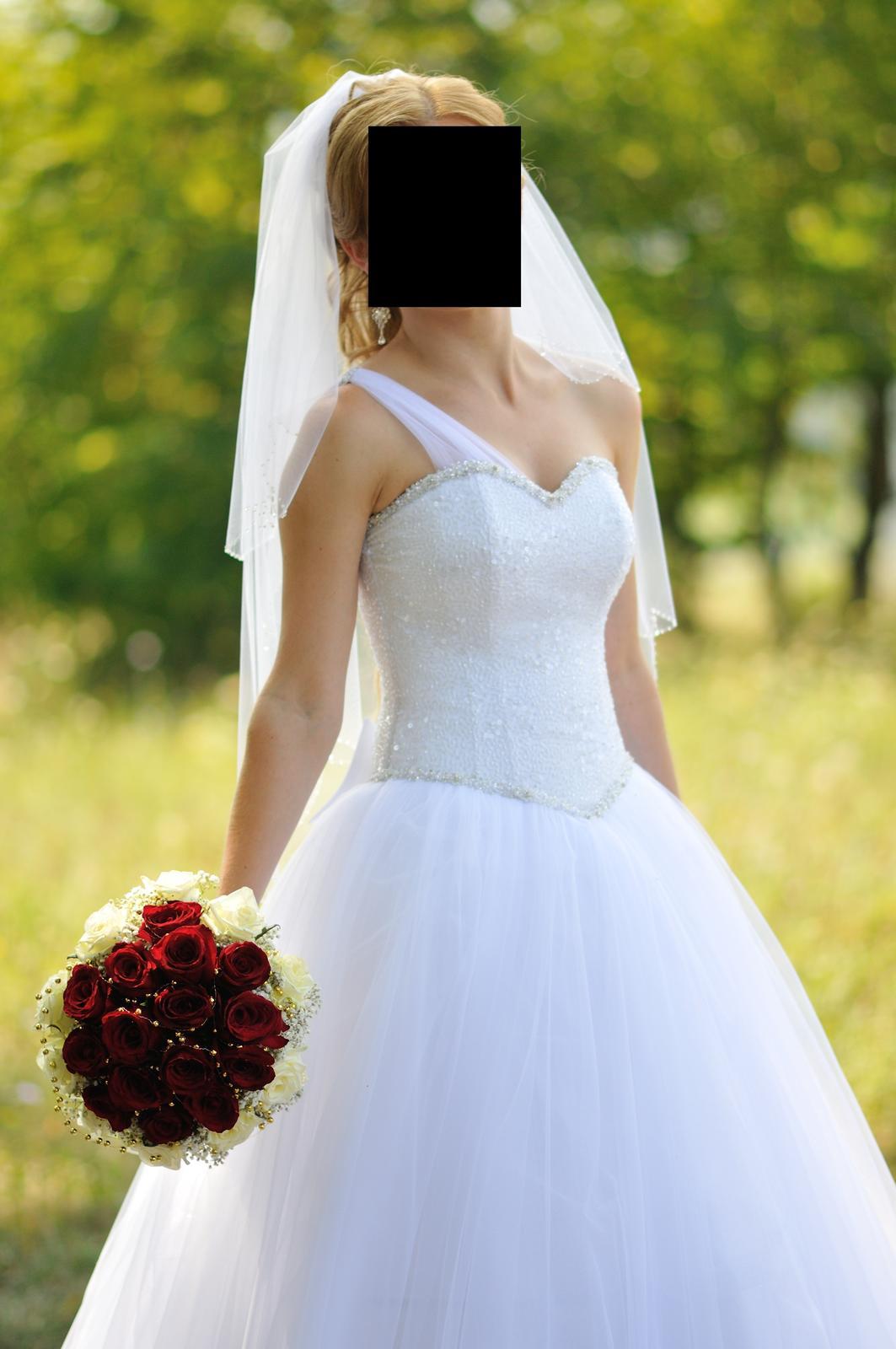 svadobé šaty - Obrázok č. 1