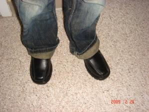 jamieho boty