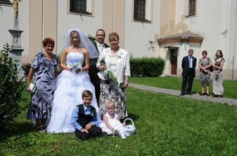 já s mojí rodinou