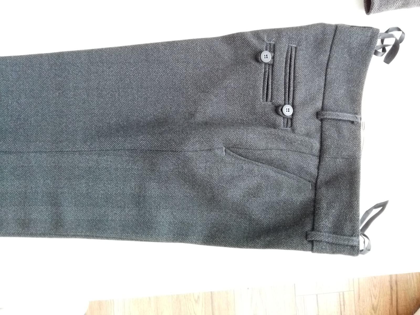 Elegantné nohavice - Obrázok č. 2