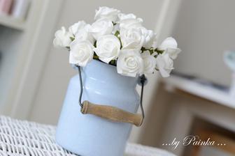 růžičky na stůl nebo do vázičky