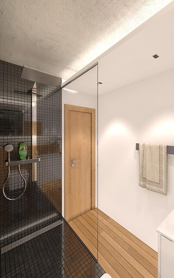 Mobilné domy - Kúpeľňa 1