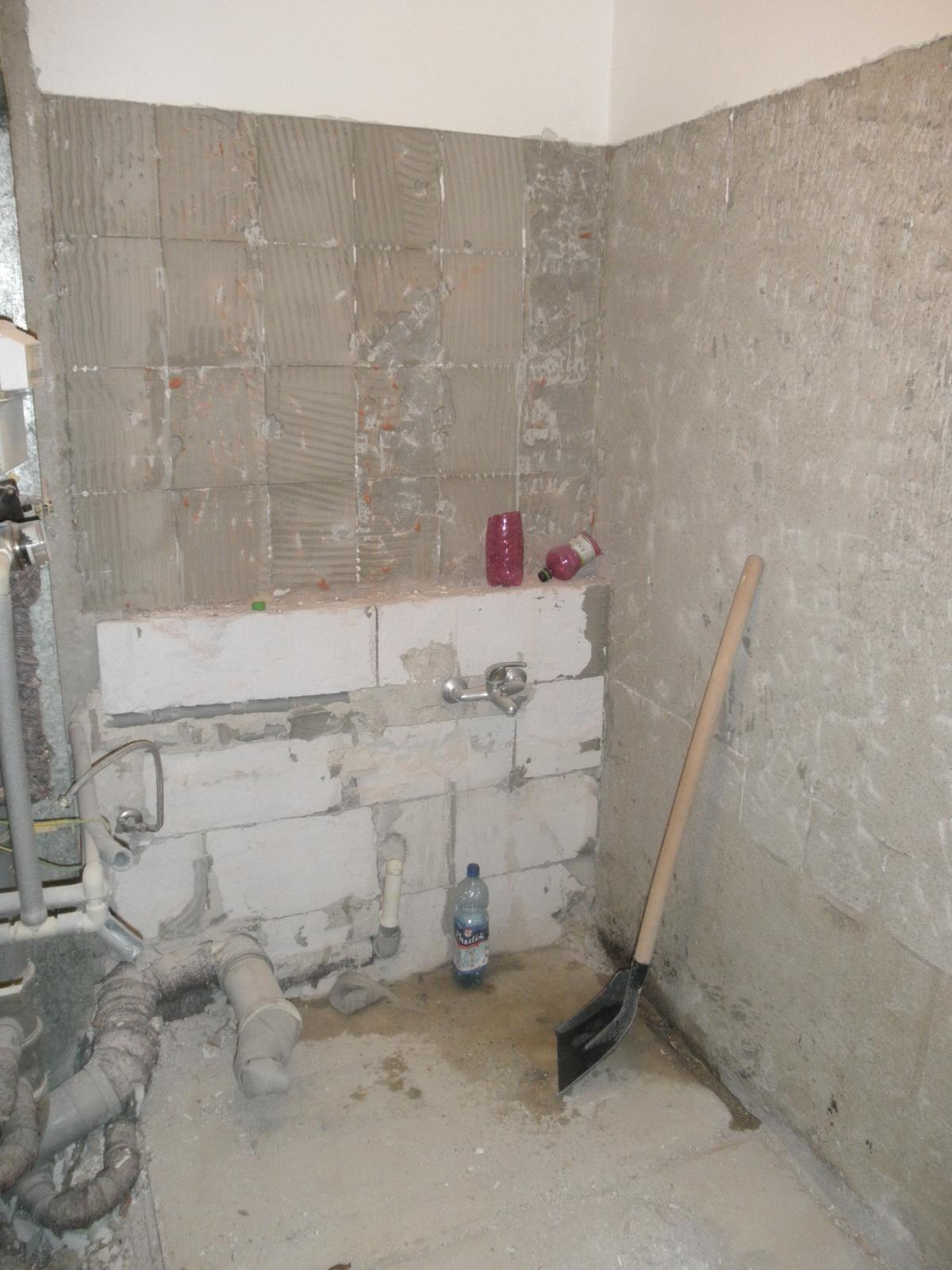 Rekonštrukcia 1 izbového bytu Zvolen - Obrázok č. 2