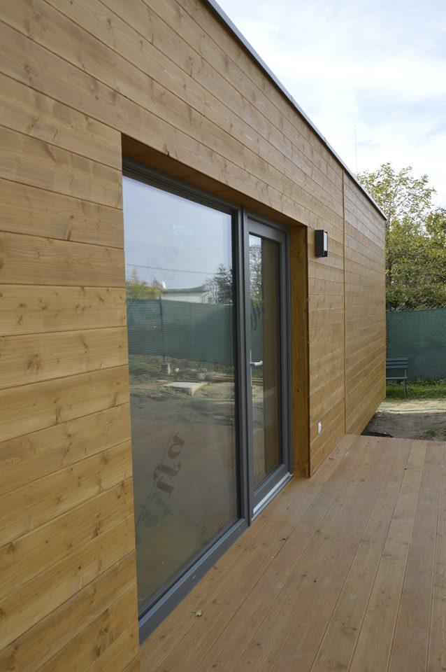 Víkendový modulový drevodom na kľúč - Obrázok č. 4