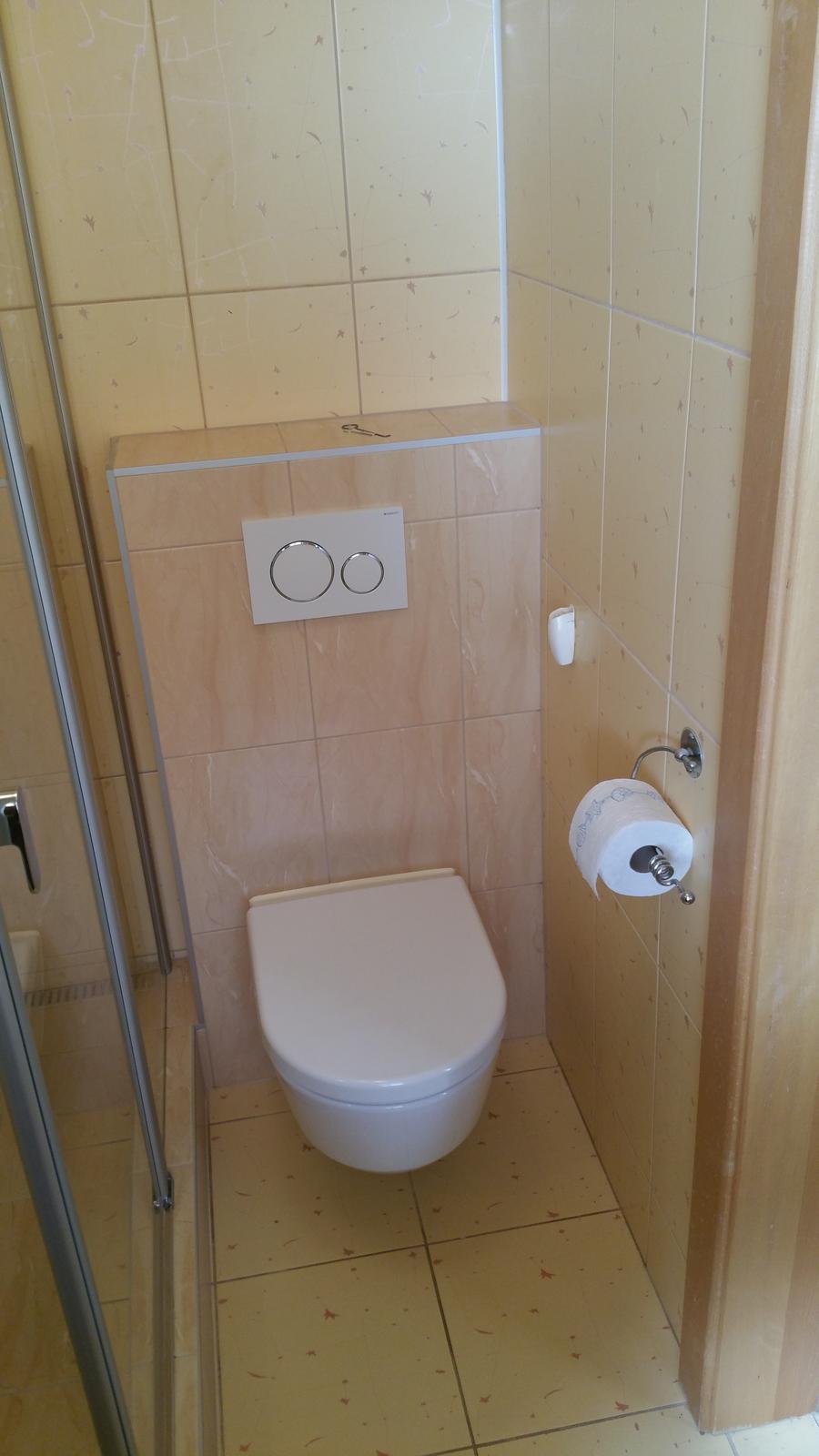 Rekonštrukcia kúpeľňí - Obrázok č. 2