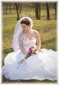 princeznovské svatební šaty vel 38-42, 40
