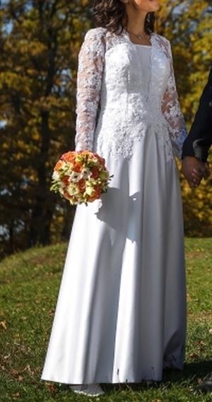 Aké máte skúsenosti s kruhom pod svadobné šaty  - ... b9668676eda