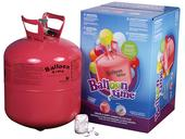 Helium na 50 balónikov Balloon Time  ,
