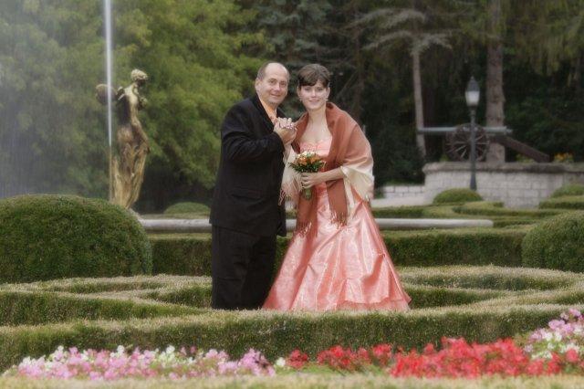 Mirka{{_AND_}}Vladko Servatkovci - v krásnej záhrade