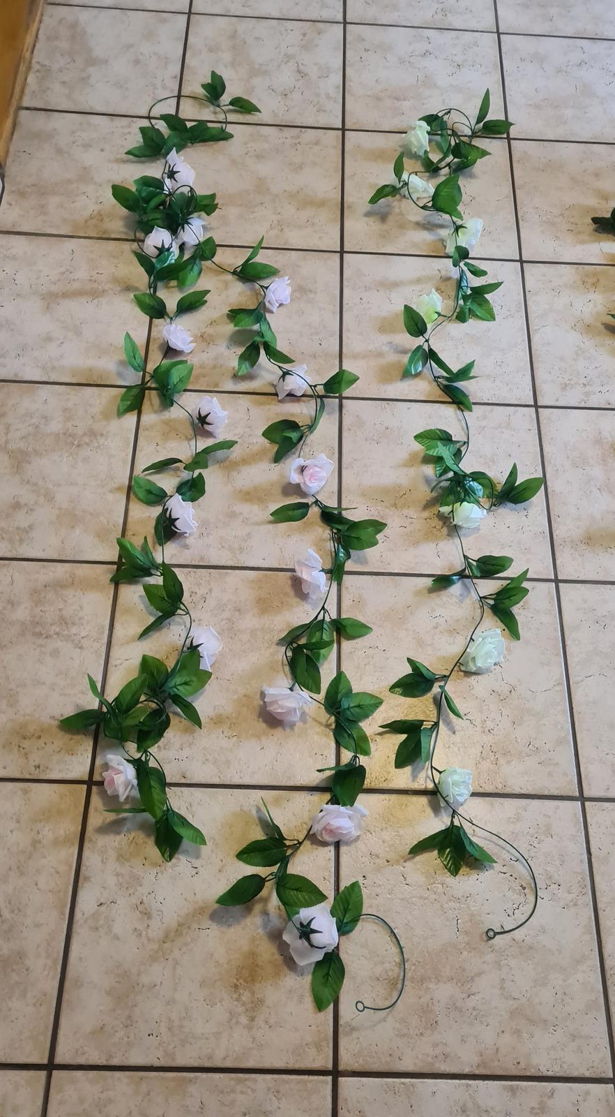 girlandy z ruzi - Obrázok č. 1