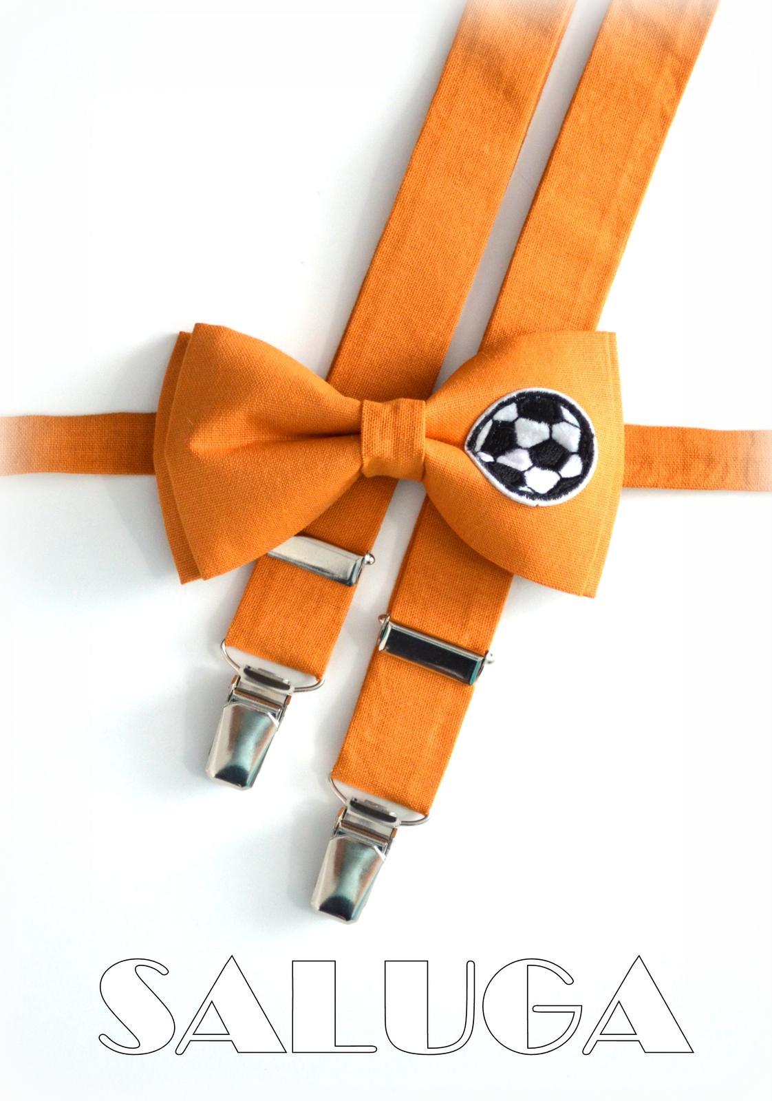 Motýlik a traky pre futbalistu - Obrázok č. 1