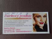 poukázka na kosmetiku Liberec,