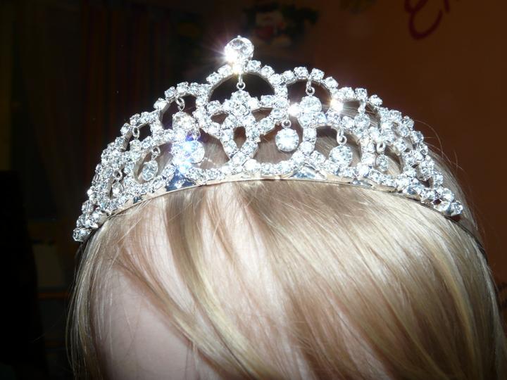 Čo už máme - a krásna korunka pre moju malú princeznú