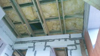zateplujeme stropy