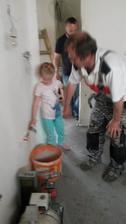 Dnes sme odlozili kanistre na vodu... uz ich netreba mame vodovod 👍