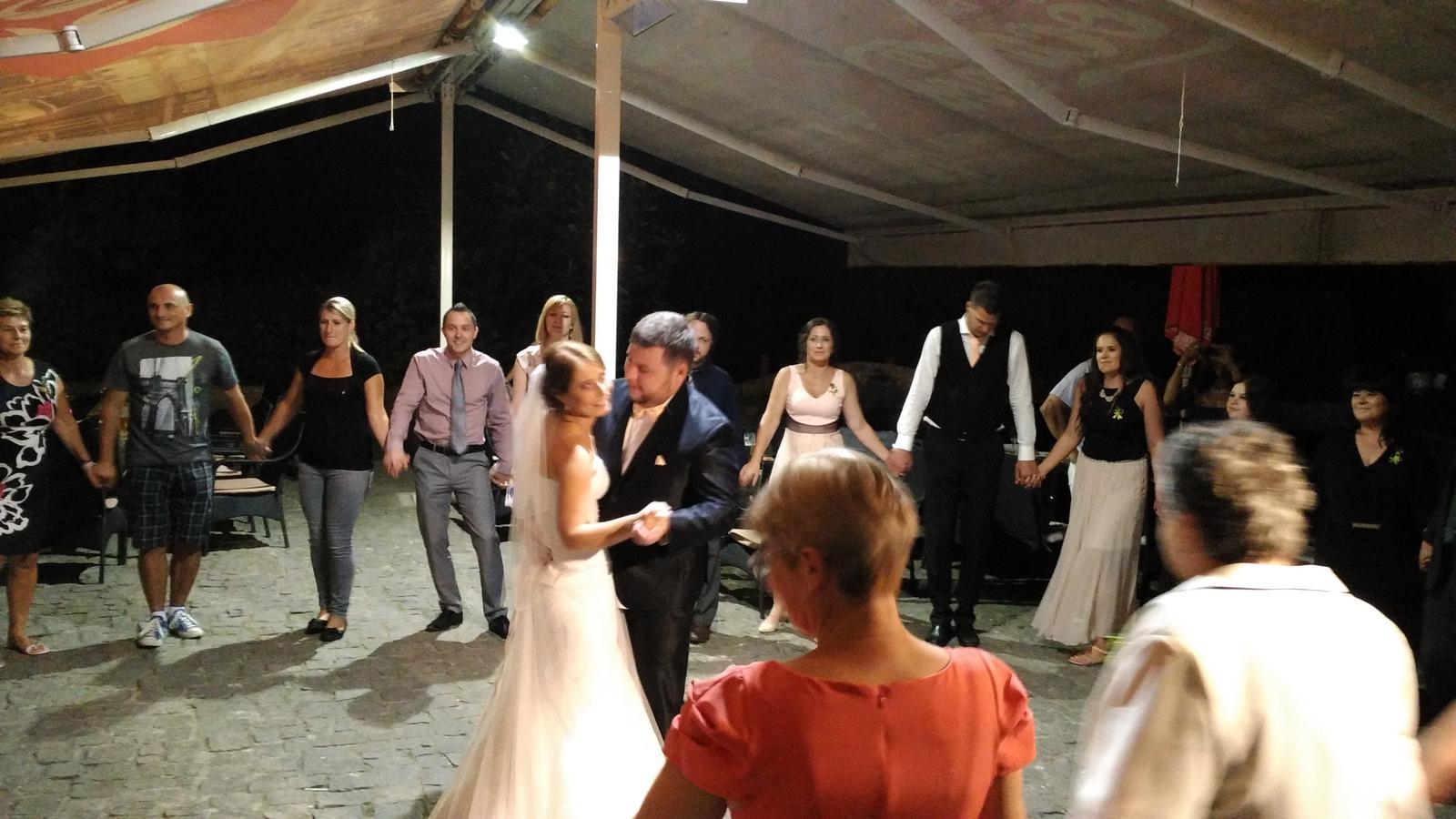 djlados - Novomanželský tanec, Kalikovský Mlýn Plzeň, 10.9.2016