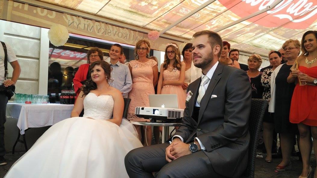 djlados - Ze svatby 2017