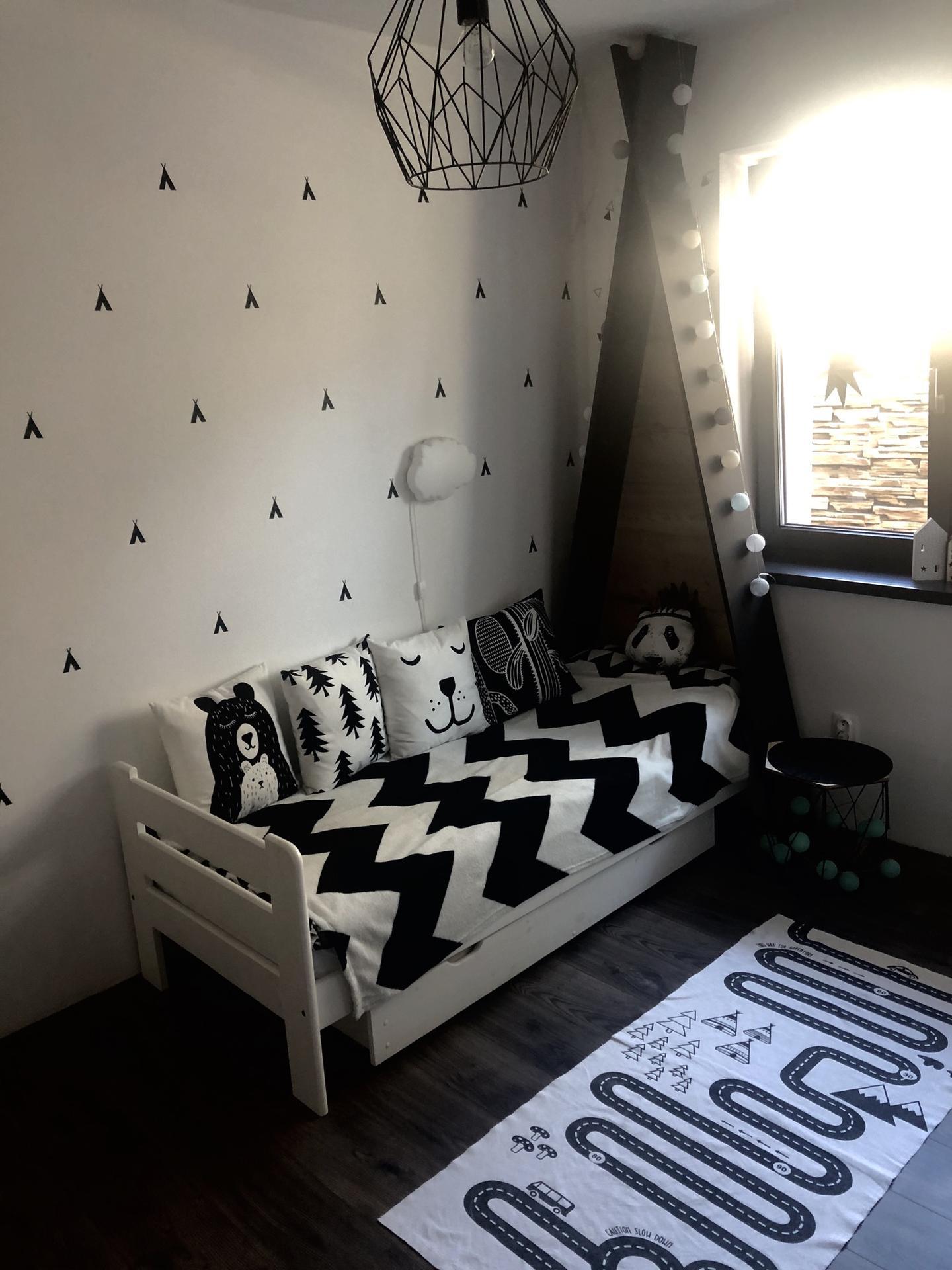 Detská izba 🖤🗻 - Obrázok č. 1