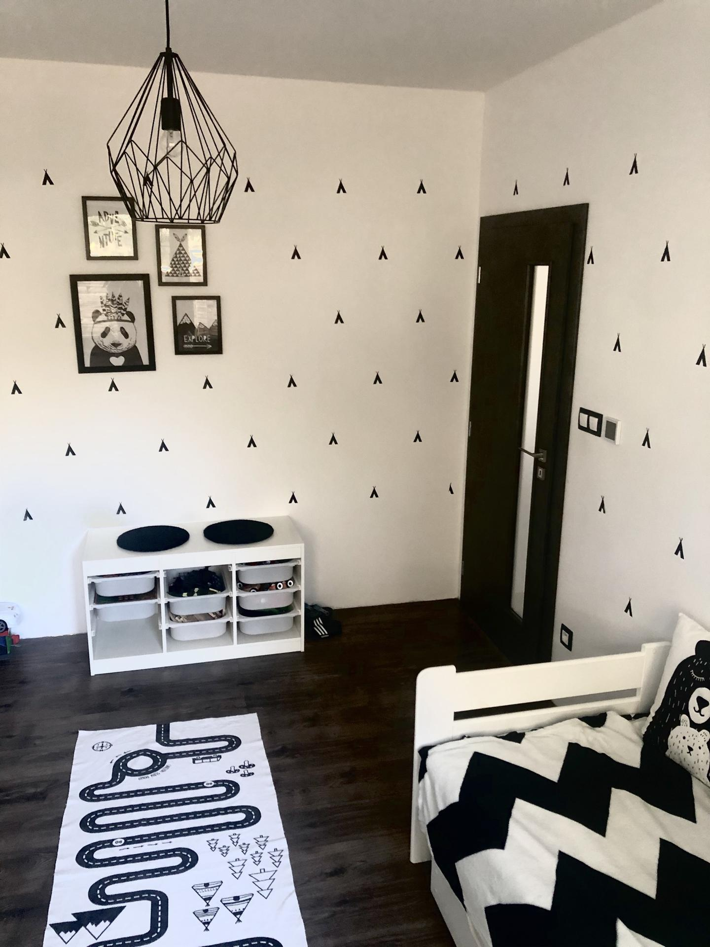 Detská izba 🖤🗻 - Obrázok č. 2