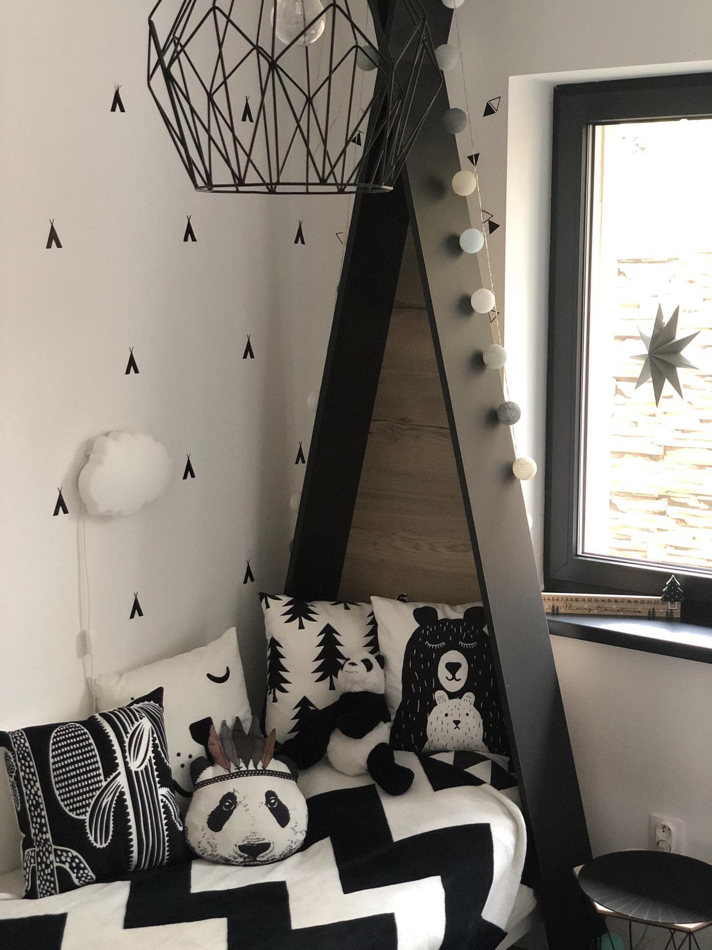Detská izba 🖤🗻 - Obrázok č. 5