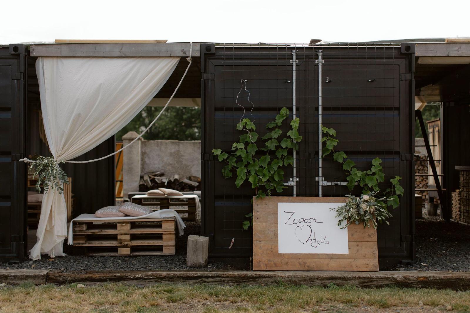 Svatby s Terezou - naše práce - Obrázek č. 6