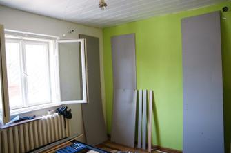 vymalováno i na zeleno