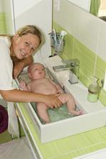 V umyvadle sem tam i koupeme :-)
