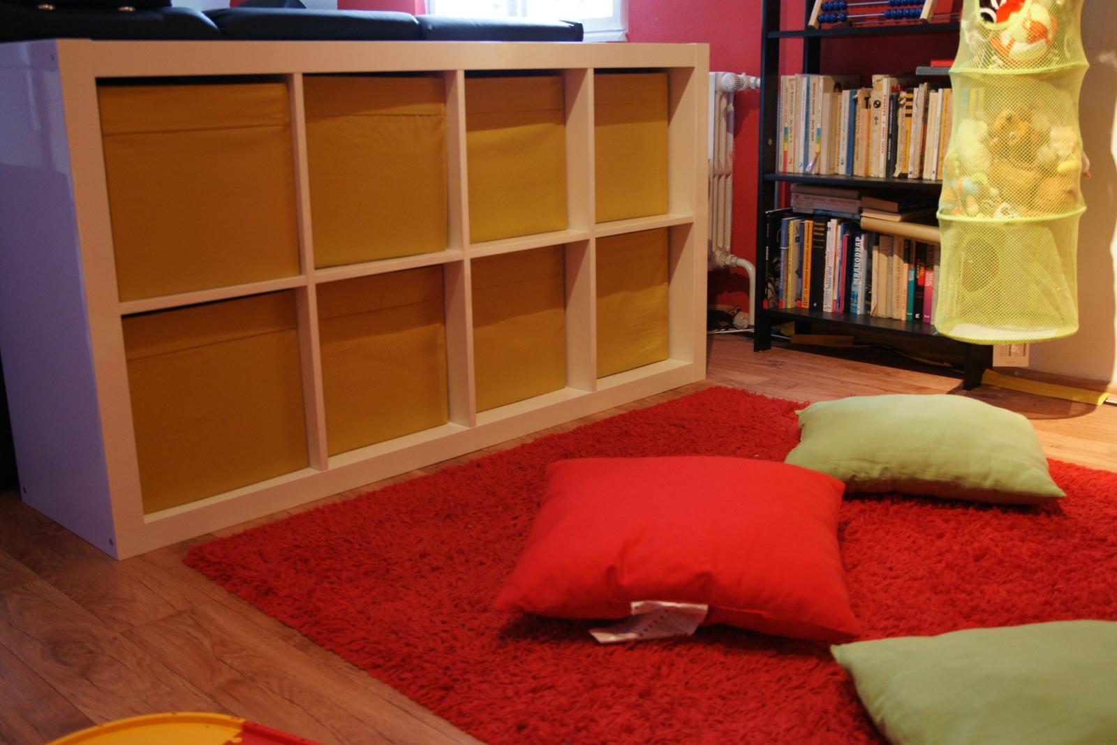 Náš  byteček - na hračky a můžu vřele doporučit jsem maximálně spokojená