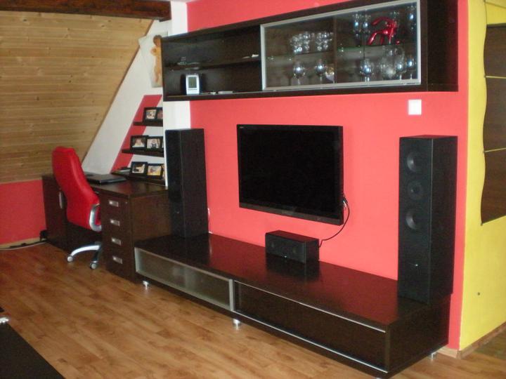 Náš  byteček - náš obýváček