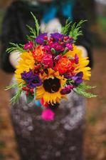 Nádherné květiny made by Můj Dekor
