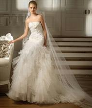 Moje šaty - Pronovias Rala