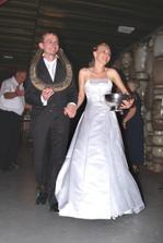 no a riadne vyzbrojeni, hor sa na svadobnu noc :))