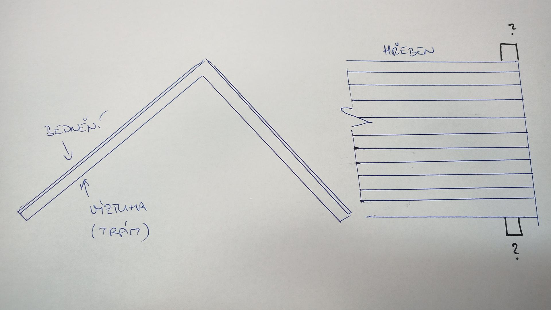 Ahoj, dělám rekonstrukci střechy a... - Obrázek č. 2